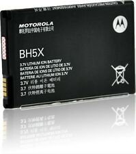 New Original Authentic OEM MOTOROLA * BH5X * Battery for DROID X X2 ATRIX phones