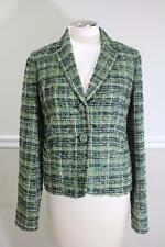 nwt J Crew 19740 metallic boucle tweed jacket size 6 (j200)