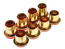 Energy Suspension Impala /Bel Air /Corvette Front Control Arm Bushing Set (Red)
