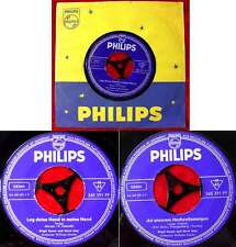 Single Birgit Rose & Horst may. metti le mano nella mia mano (PHILIPS 345 391)