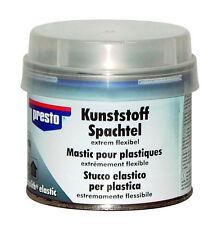 presto Kunststoffspachtel extrem flexibel 250g schwarz
