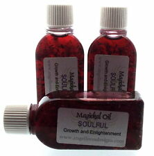25mls Soulful Herbal Infused Botanical Incense Oil Growth Enlightenment