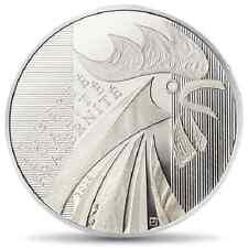 FRANCE 10 Euro Argent LE COQ FRANCAIS 2014 UNC