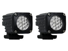 Rigid Industries Ignite Surface Mount WHITE LED Diffused Backup Light kit PAIR