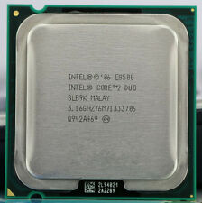 Intel Core 2 Duo Processor E8500 3.16GHz 1333MHz 6MB LGA775 CPU