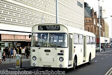 Blackpool Corporation 561 UFR561K AEC Swift 6x4 Bus Photo Ref P145