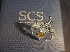 SWAROVSKI SCS WILD FLOWER 2017 MEMBER GIFT MINT W/BOX FREE SHIPPING & INSURANCE