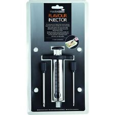 Master Class Stainless Steel Flavour Injector - Turkey Chicken Meat Baster