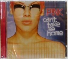 "P!nk (Pink) - Can't Take Me Home (CD 2000) Features ""There You Go"" ""Most Girls"""