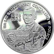 Poland / Polen - 10zl 180 Years of Central Banking in Poland