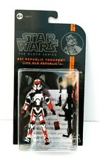 "Star Wars Old Republic Trooper - Black Series 31 - 3.75"" Action Figure"