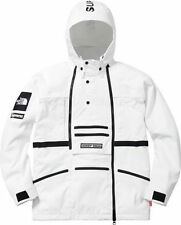 Supreme North Face Steep Tech Hooded Jacket White Size XL 1000% Authentic TNF