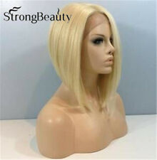 Blonde wig Lace Front  Medium length Fashion Wigs