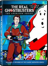 THE REAL GHOSTBUSTERS - Volume 7 animated   - DVD - REGION 1 - Sealed