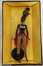 TANO TREASURES OF AFRICA BARBIE DOLL BY BYRON LARS GOLD LABEL
