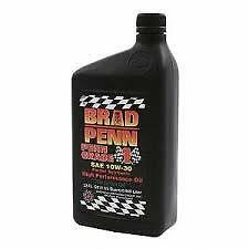 Brad Penn SAE 10W30 High Performance Partial Synthetic Racing Oil CASE 12 ZDDP