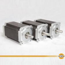 ACT Motor GmbH 3PCS Nema34 Schrittmotor 34HS5460 6.0A 151mm 11Nm 3D Drucker