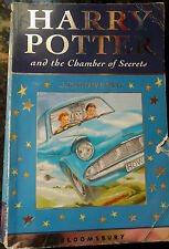 BOOK 2 STARS ED HARRY POTTER AND THE CHAMBER OF SECRETS PAPERBACK J.K ROWLING