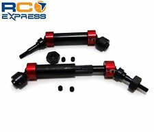 Hot Racing Traxxas Slash 4x4 Steel Front CVD Driveshafts Axles SSLF288VXF02