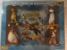 Surf's Up Exclusive Figurines Gift set (DVD, 2007, Special Edition; Widescreen)