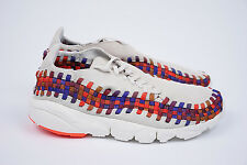 2016 Nike Footscape Woven Rainbow  -  Light Bone  - US9 UK8 EU42.5