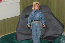 "2004 Boy Doll Sandy Dolls Inc. 12"" Sheriff Or Marshal"