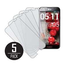 MPERO 5 Pack of Matte Anti-Glare Screen Protectors for LG Optimus G Pro E980
