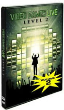Video Games Live: Level 2 (DVD, 2010) - NEW!!