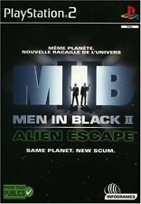 Jeu PS2  Men in Black II : Alien Escape - Playsation 2
