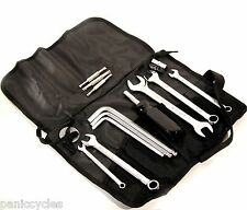 REPLICA TOOL ROLL KIT FOR HARLEY SOFTAIL FXST 2000 & UP SPORTSTER XL 1986 & UP