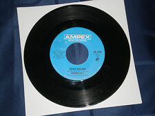 """WEDNESDAY - ROSES ARE RED - RARE 1974 CANADIAN 7"""" SINGLE - AMPEX LABEL"""