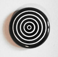 "1"" (25mm) 'Black and White' Button Badge"