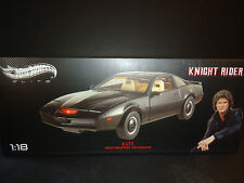 Hot Wheels Elite Pontiac Firebird KITT Knight Rider Knight Industries 2000 1/18