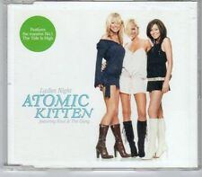 (DY951) Atomic Kitten, Ladies Night ft Kool & The Gang - 2003 CD