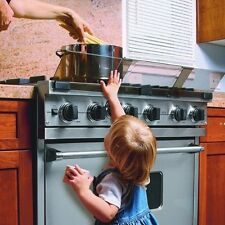 Prince Lionheart Cooker Stove Hob Guard Safety Baby Child Kitchen Proofing