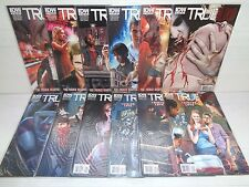 True Blood French Quarter 1-6 + Tainted Love 1-6 SET! (b#15806)