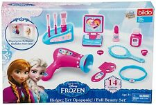 NEW DISNEY FROZEN SMALL BEAUTY MAKEUP SET TOY GIRLS KIDS CHILDRENS GIFT