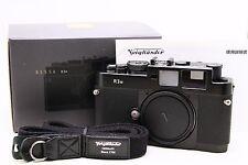 Voigtländer Bessa R3M 35mm Rangefinder Film Camera Body * Mint *
