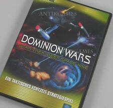 Star Trek - Deep Space Nine: Dominion Wars PC Deutsch von Simon & Schuster DS 9