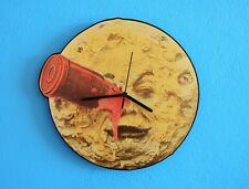 A Trip to the Moon - Le Voyage dans la Lune -Wall Clock