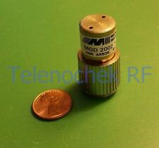 Midwest Microwave TRM-2002, APC-7, 7mm precision termination RF load DC - 18 GHz