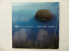 CD Single MINTY'S STYLE See the light 0724387912229