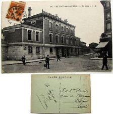Cpa 94 Vitry sur Seine la gare 1930 Cosson éd.