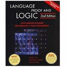 Language, Proof and Logic by Jon Barwise, David Barker-Plummer and John...