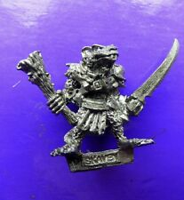 C47 Skaven Chaos ratmen clan rat citadel games workshop warlord hero sword club