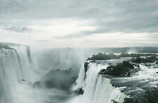 Framed Print - Niagara Falls (Picture Waterfall Scenic Landscape Landmark Art)