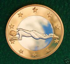KAMASUTRA SEXY EURO, VERY NICE BIMETALLIC COIN, FLIPP AND WIN!!!, COIN # 15