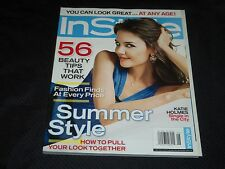 2005 JUNE IN STYLE MAGAZINE - KATIE HOMES FRONT COVER - FASHION - J 2961