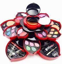 Professionista ROSE Miss make-up kit set completo di prodotti di qualità Forma Fiore