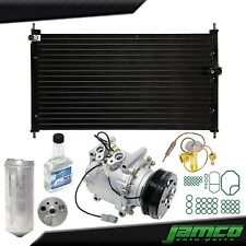 Brand New Complete AC Compressor Kit and Condenser A/C 97-01 Honda CR-V 2.0L